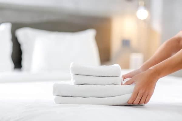 blanchisserie professionnelle hôtellerie