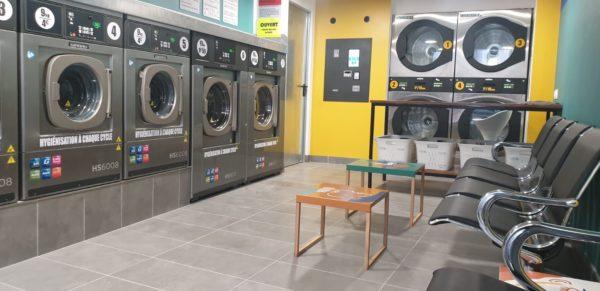 blanchisserie professionnelle laverie automatisur