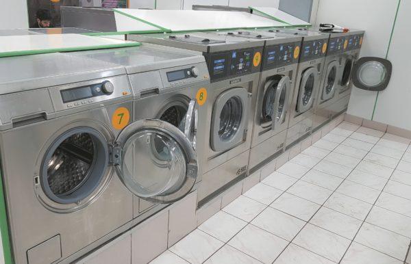 cbs vente matériel blanchisserie