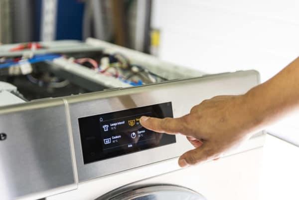 matériel de blanchisserie avec le meilleur procédé de lavage